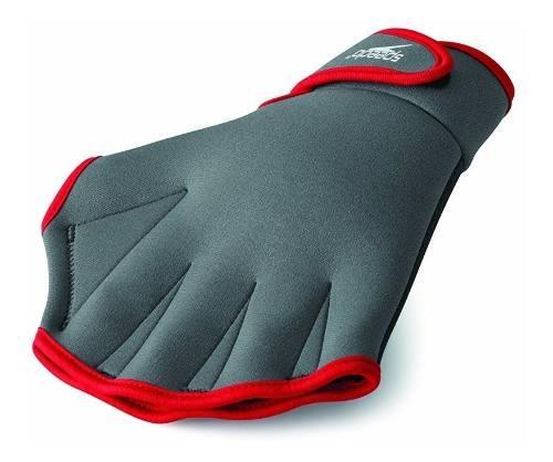 Speedo par guantes medianos neopreno aquafitness aquagym