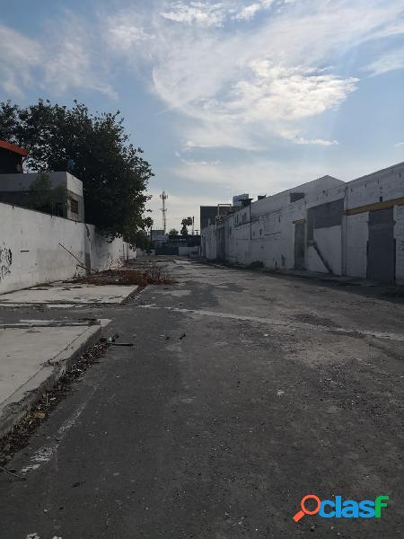 Terreno comercial en venta en avenida revolucion monterrey nuevo leon