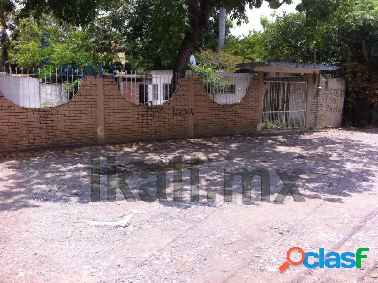 Venta Terreno 700 m² Col. Agustín Lara Poza Rica Veracruz, Agustin Lara