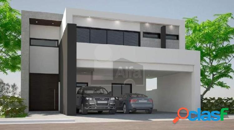 Casa en venta Col. Valle de Cristal, Carretera Nacional, Monterrey, N.L. 3