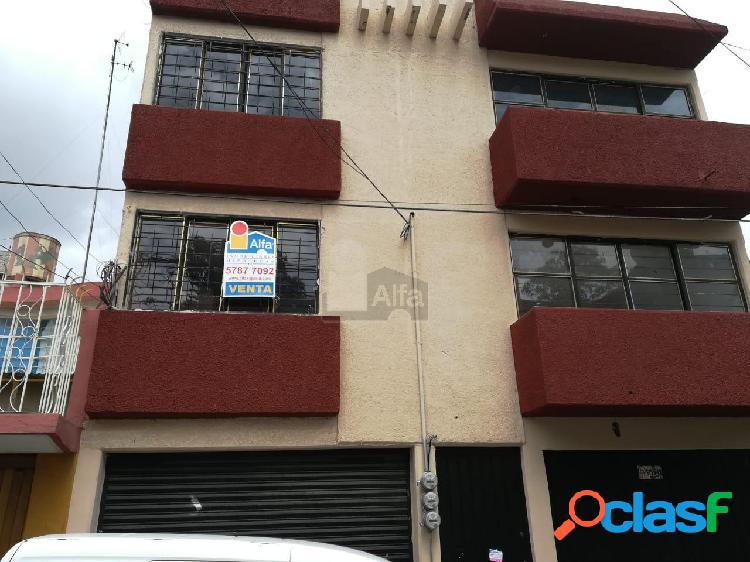 Edifico de departamentos en venta en la col. ramos millan,iztacalco, cdmx.