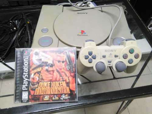 Consola playstation 1 ps1 marca sony buen estado envió grat