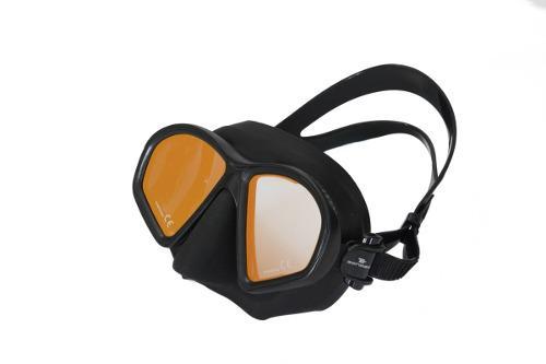 Máscara visor athena hd bonassi buceo, apnea envío gratis!