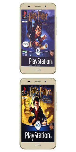 Playstation 1 juegos (2) de harry potter en esp para android