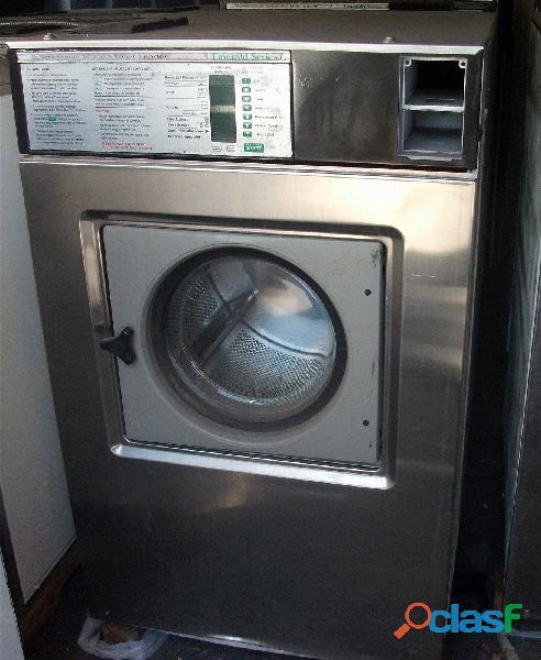 Wascomat lavadora de carga frontal comercial w 185 es usada