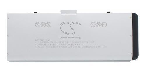 Bateria pila macbook 13 aluminio a1280 a1278 mb771