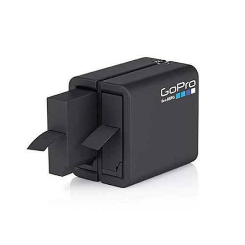 Gopro cargador bateria dual y pila hero4 black silver