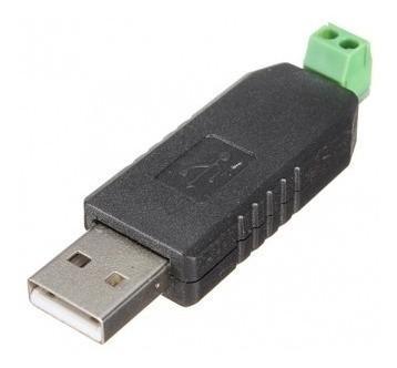 Módulo adaptador convertidor de usb a rs485, pic, arduino