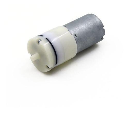 Micro bomba de aire vacio oxigeno agua motor cd