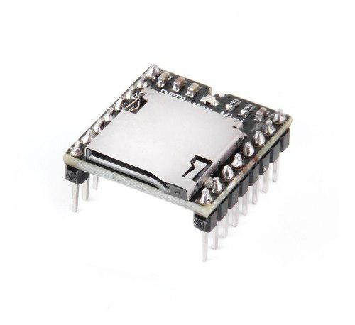 Mini modulo reproductor mp3 arduino pic