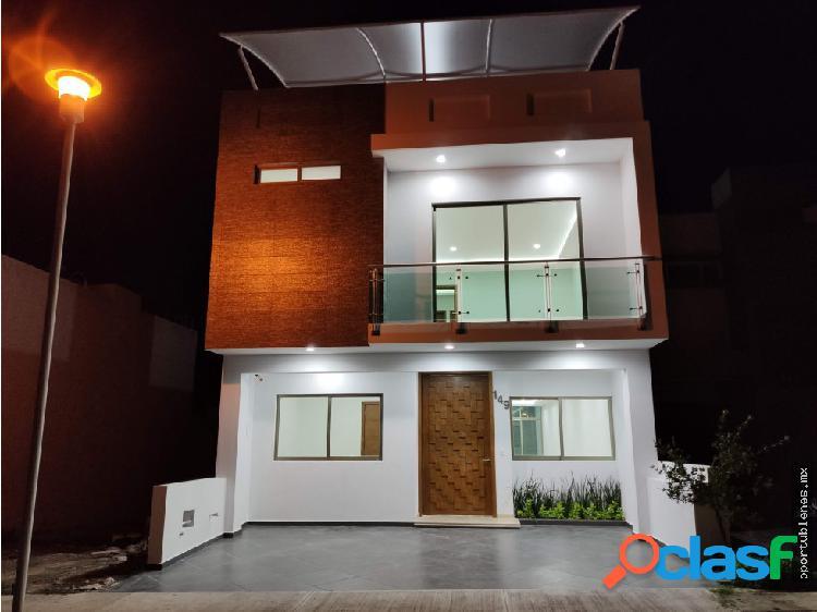 Casa 149-c con roof garden