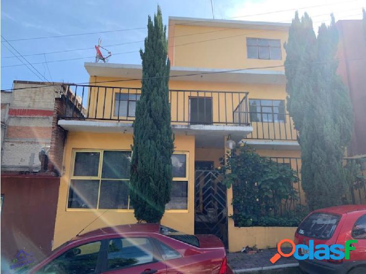 Casa en venta naucalpan a 7 min del centro banamex