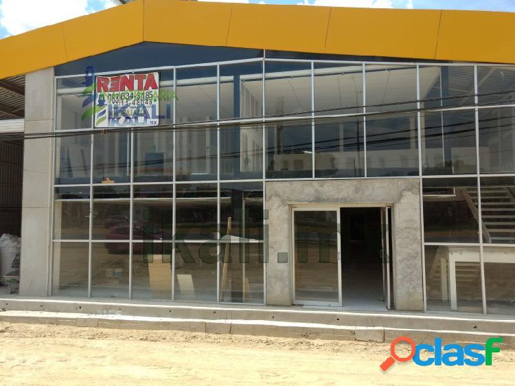 Renta bodega 1200 m² libramiento tuxpan veracruz, villa rosita