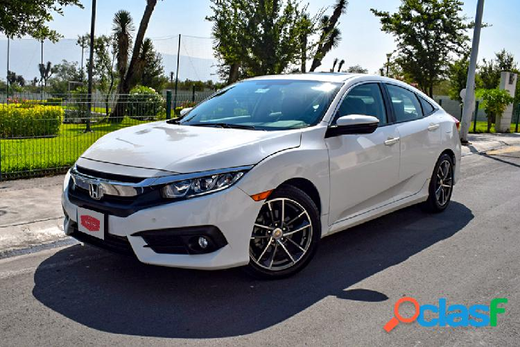 Honda civic sedan turbo plus 2016