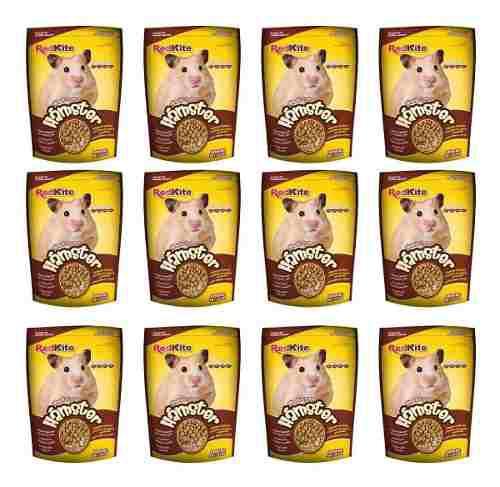 Alimento hamster 450 g. 12 piezas precio mayoreo
