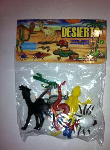 Animales del desierto reptiles insectos miniatura maquetas