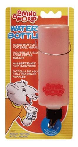 Bebedero antiderrames 236ml hamsters conejos roedores raton