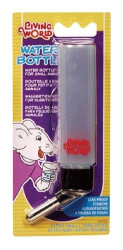 Bebedero antiderrames 60ml hamsters conejos roedores raton