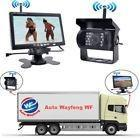 For trailer bus rv 7 tft-lcd monitor + ccd car rear view ba