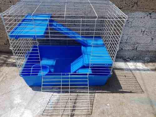 Jaula huron conejo chinchilla redkite amsterdam 2 69x45x61