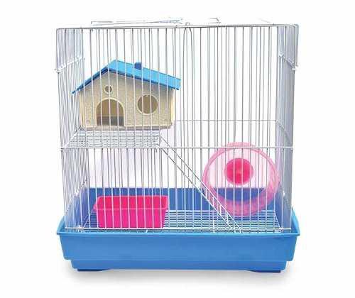 Jaula para roedores, hamster accesorios incluidos mod.5105