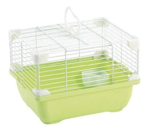 Jaula transportadora para hamster 24x18.3x16 varios colores