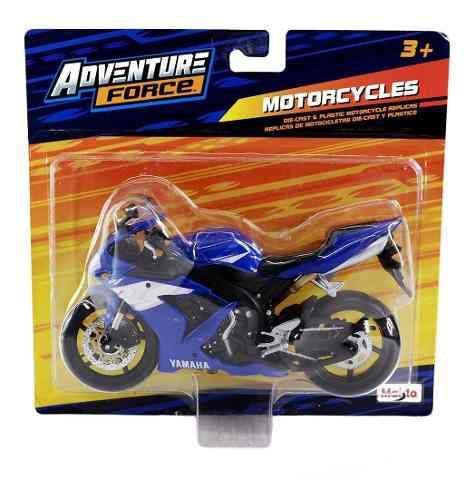 Motos a escala 1/12 maisto coleccion miniatura metal modelos
