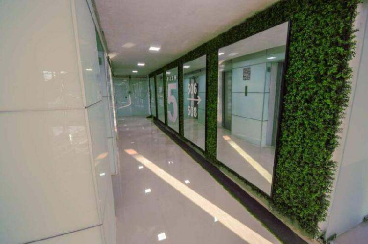 Renta oficina renta consultorios remodelado nuevo en roma