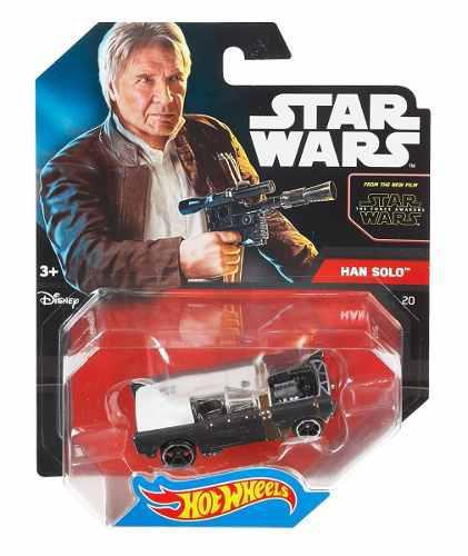 Retromex Hot Wheels Star Wars Han Solo #20