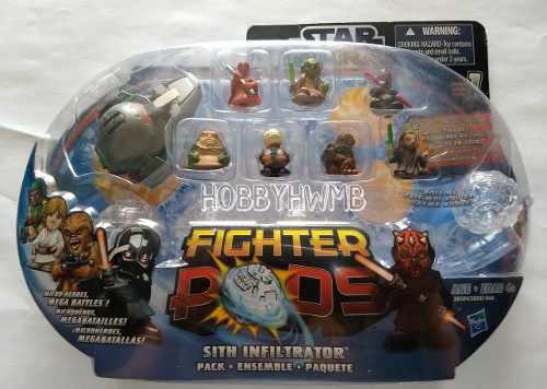 Star wars fighter pods sith infiltrator pack