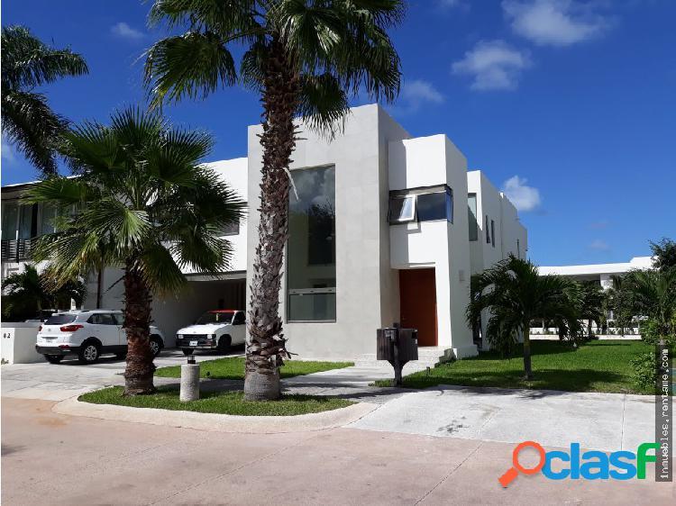 Vendo casa en puerto cancún
