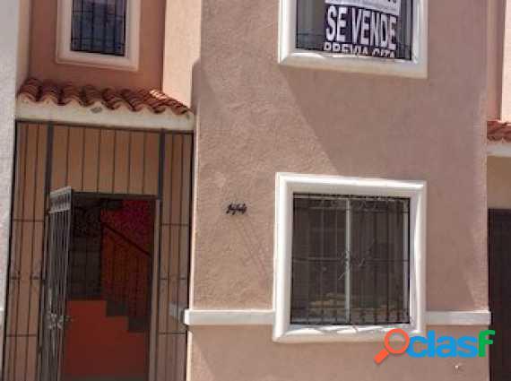 casa en venta 2 recamaras, privadas villa fontana