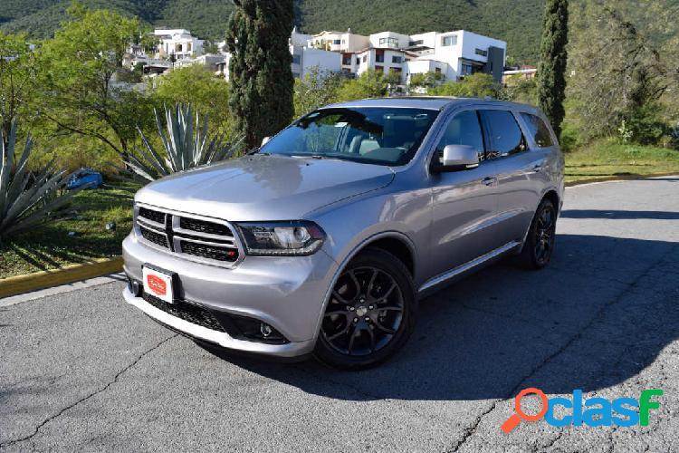 Dodge Durango Rt 2016