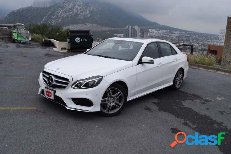 Mercedes Benz E500 2014