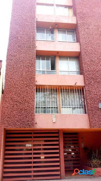 Departamento en Venta en Colonia Escandon Miguel Hidalgo con 2 recamaras y 110 m2C
