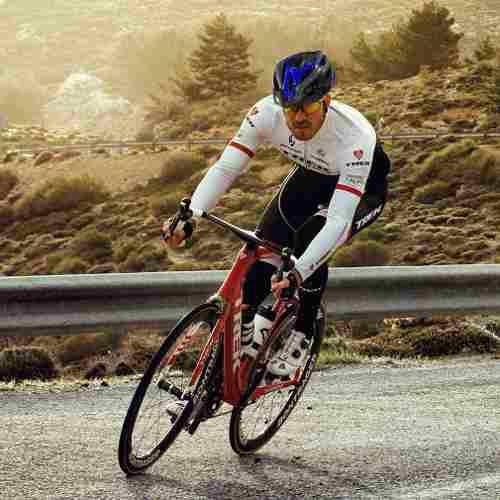 Bicicleta equitación bicicleta casco protector equipo de de