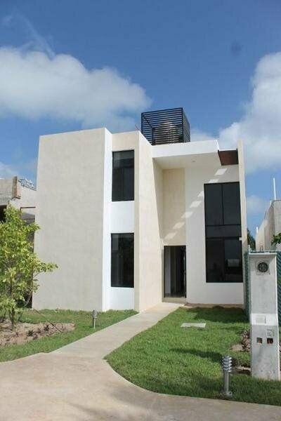 Casa en venta puerto lindo chelem yucatan mod aurorra