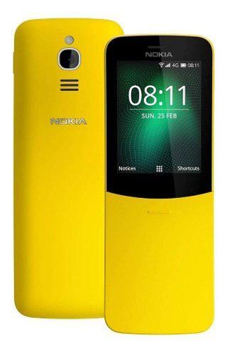 Celular nokia 8110 telefono liberado 4g nuevo en caja