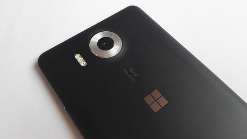 Microsoft lumia 950 negro nuevo libre camara 20mp 20gb