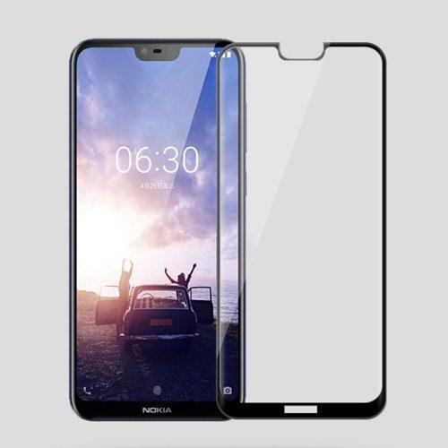 Mofi 0.3 9h dureza superficial 3d borde curvado vidrio x6