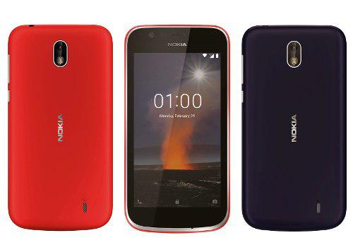 Nokia 1 - Android One (go Edition) - 8 Gb - Teléfono