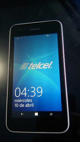 Nokia lumia 530 m1018 telcel 4gb 5mpx