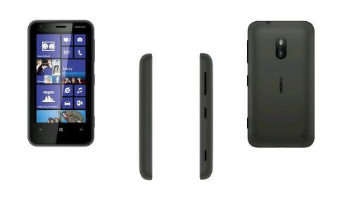 Nokia lumia 620 8gb smartphone