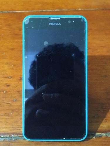 Nokia lumia 635, en buen estado.(cricket)
