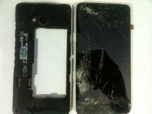 Nokia lumia 640 liberado completo para piezas o refacciones
