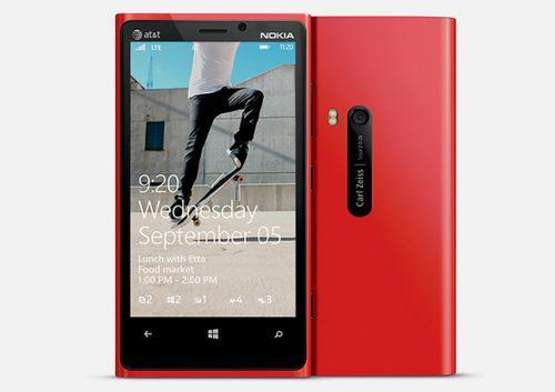 Nokia lumia 920 8mp 32gb 4g wifi gps rojo 1gb ram 3g lte 4g