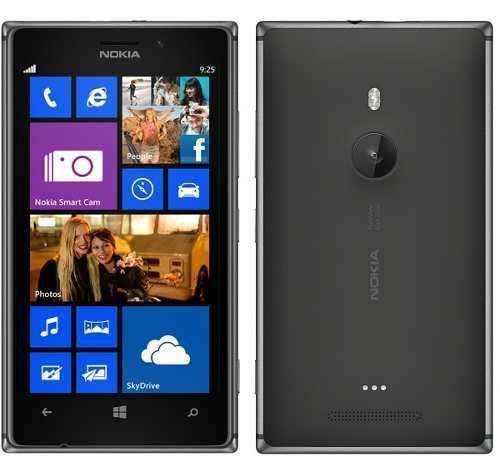 Nokia lumia 925 1gb ram 16gb memoria 8.7 mp 4g negro
