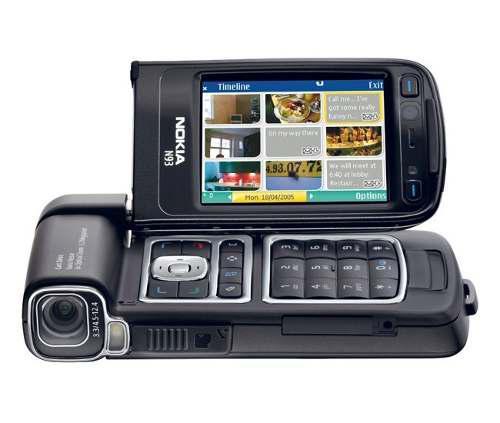 Nokia n93 nuevo original libre 3.2mpx color negro