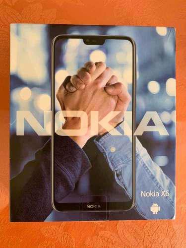 Nokia x6 nuevo - acepto ofertas