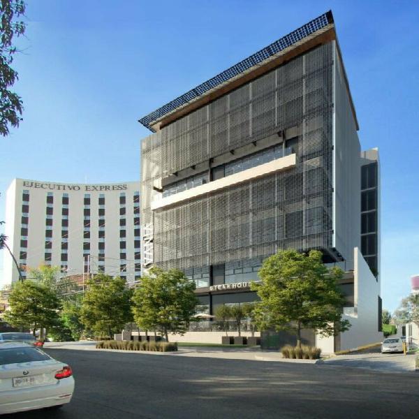 Pool de rentas de oficinas en centro de negocios avania en